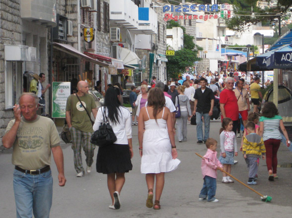 people from montenegro