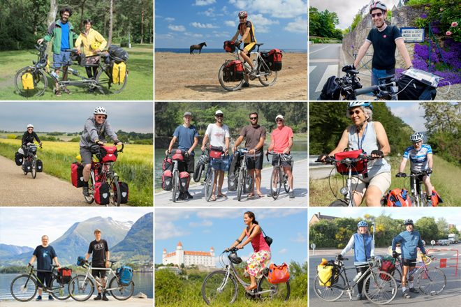 Bicycle Touring Pro newsletter