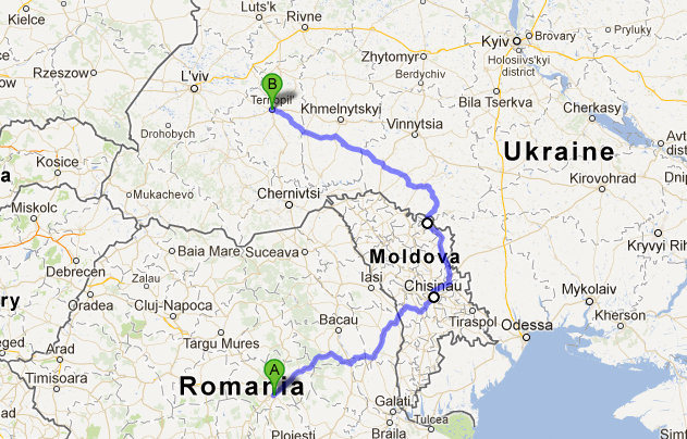 My Cycle Touring Plans For Eastern Europe Bicycle Touring Pro