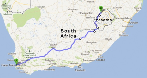 south-africa-route