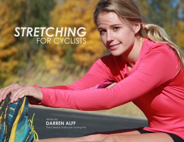 Stretching For Cyclists - Cover 2