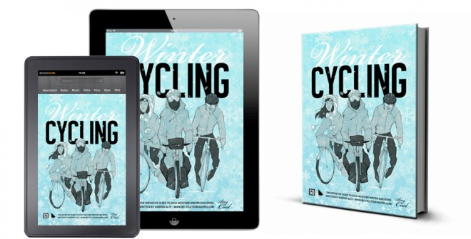 Winter Cycling book and ebook