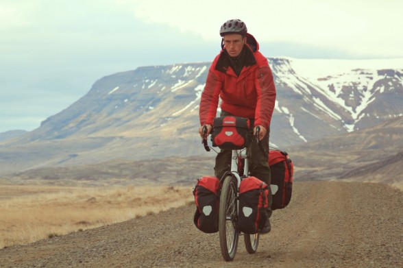 Darren Alff - the Bicycle Touring Pro