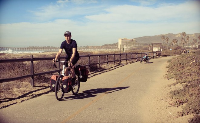 ventura california bicycle path