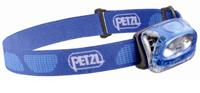 Petzl cycling headlamp