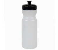clear bicycle water bottle