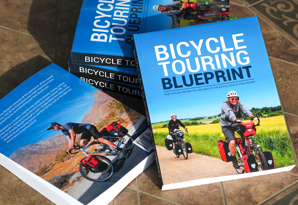 download The Bicycle Touring Blueprint PDF ebook