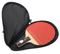 Ping Pong paddle and case