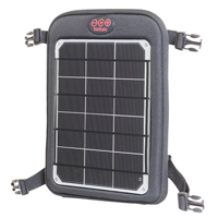 Voltaic Fuse bicycle touring solar panel
