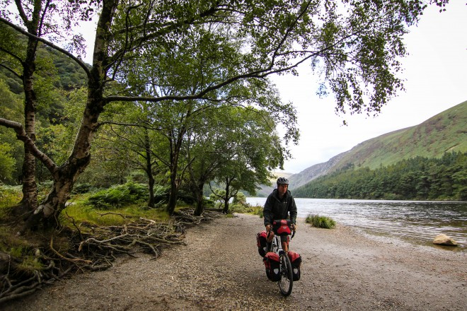 Glendalough Cycle Routes