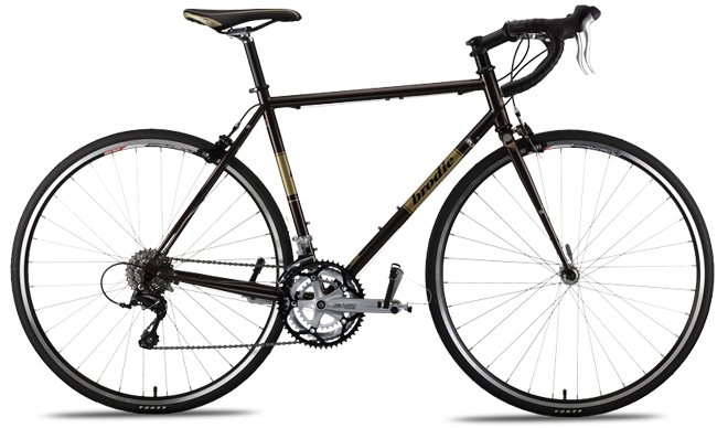 brodie romulus touring bicycle