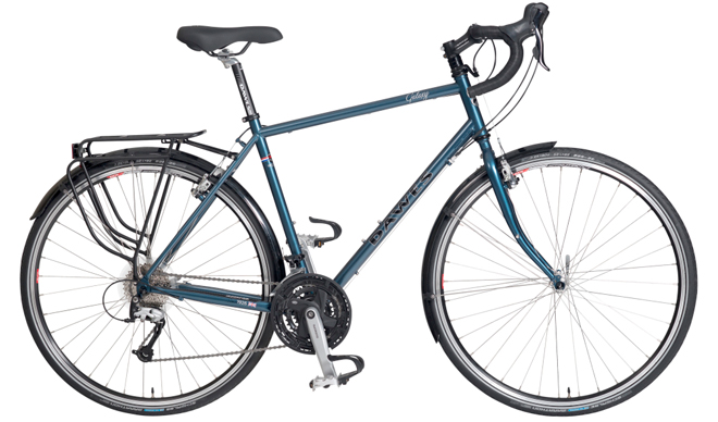 Dawes Cycles Galaxy touring bicycle