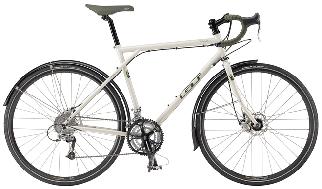 gt touring bicycle