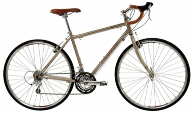 norco fraser touring bicycle