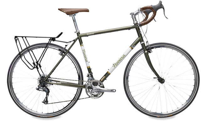 Norco Randonee touring bicycle model