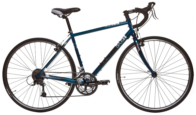 Opus Largo canadian touring bicycle