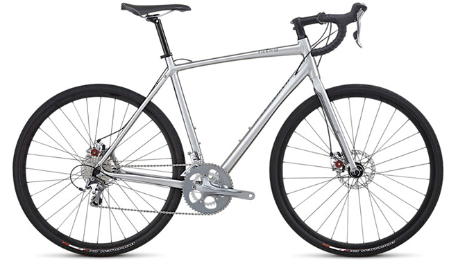 specialized tricross country touring bicycle
