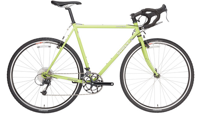 surly cross check bicycle