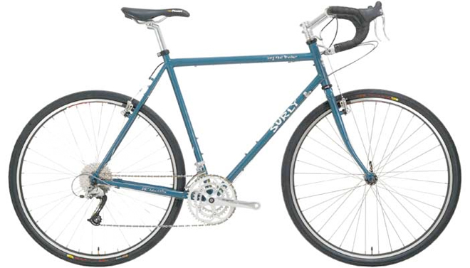 Surly Long Haul Touring Bicycle
