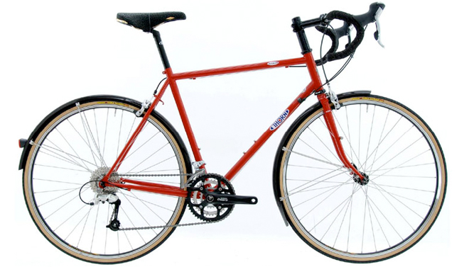 Thorn Audax touring bicycle