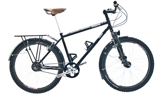 thorn sterling touring bicycle