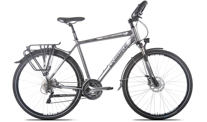 Unibike Globetrotter touring bicycle