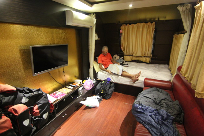 interior photo of Taiwan RV park