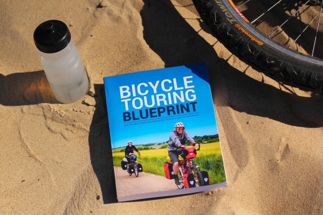 how to plan a bicycle road trip with the bicycle touring blueprint