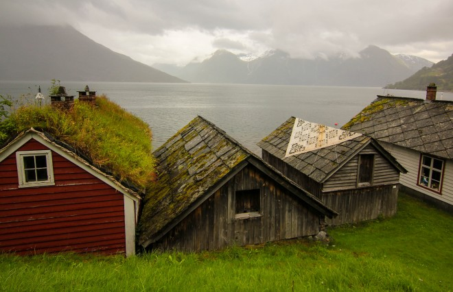 old wooden homes from norway