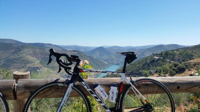 Douro River Bike Tour in Portugal