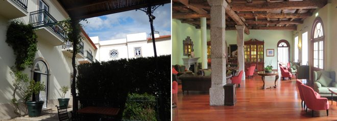 The Vintage House hotel in Pinhao, Portugal